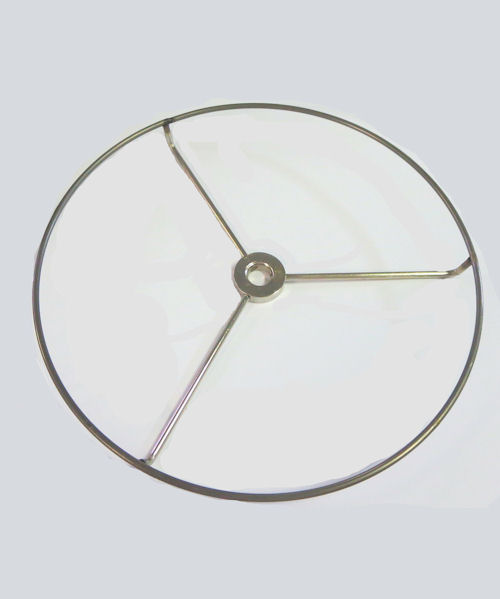 Lamp Shade Ring 14 lamp shade rings texas lamp parts 5 chrome plated spider audiocablefo
