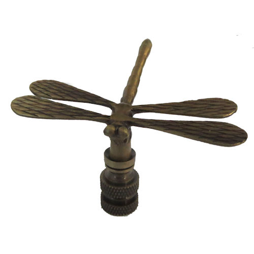 DRAGONFLY AB LAMP SHADE FINIAL