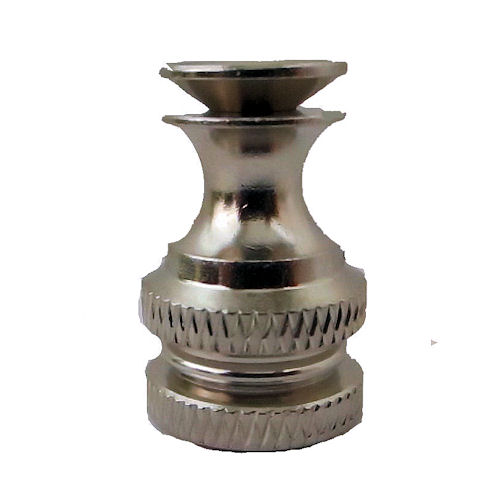 MAKE-YOUR-OWN NICKEL FINIAL