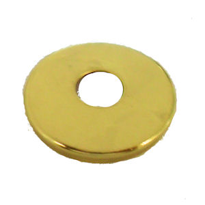 "1 1/4"" BRASS-PLATED CHECK RING"