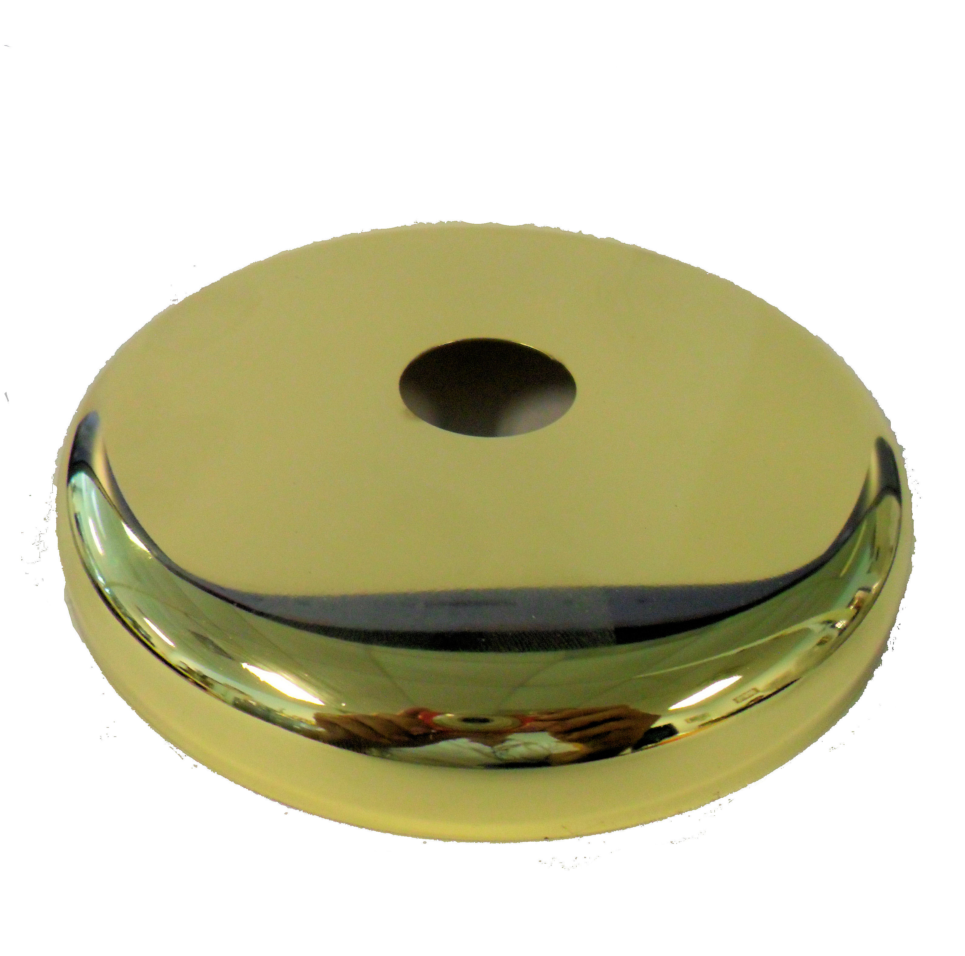 SCREW-COLLAR BRASS CANOPY