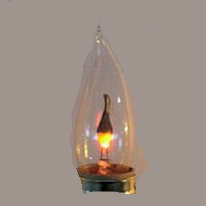 FLICKER BULBS- MEDIUM-BASED