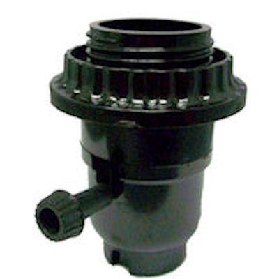 Phenolic sockets texas lamp parts phenolic socket wscrew ring 14 ips aloadofball Choice Image