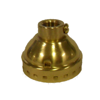 STD BRASS CAP 1/8 IPS