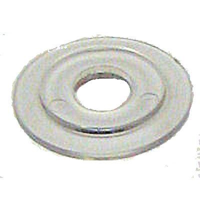 "CLEAR PLASTIC 3/8"" HOLE"