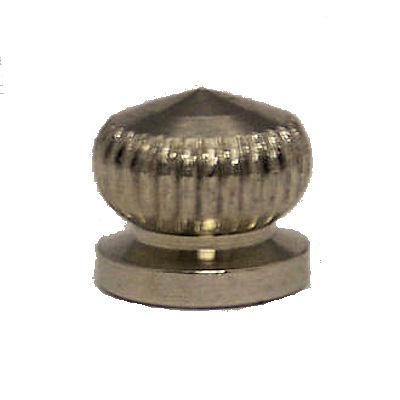 NI KNURL KNOB 8-32 THREADS