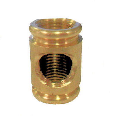 "7/8"" BRASS ARM BACK 1/8 IPS"