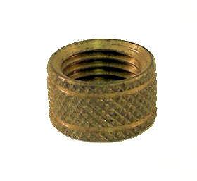 "KNURLED COUPLING 1/2"" HOLES"