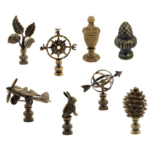DECORATIVE FINIALS