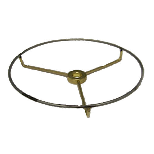 18 Quot Brass Plated Spider Texas Lamp Parts