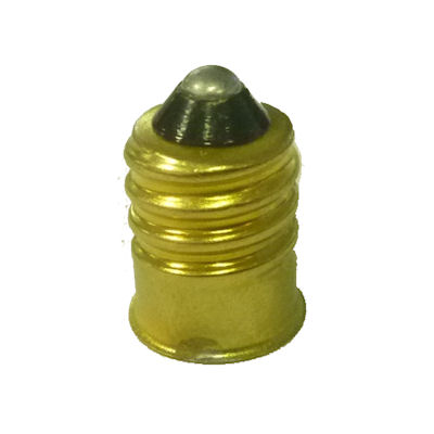 EUROPEAN TO CANDLE REDUCER, Texas Lamp Parts