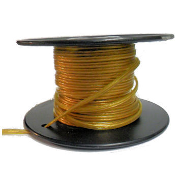 18/2 SPT-1 GOLD LAMP WIRE