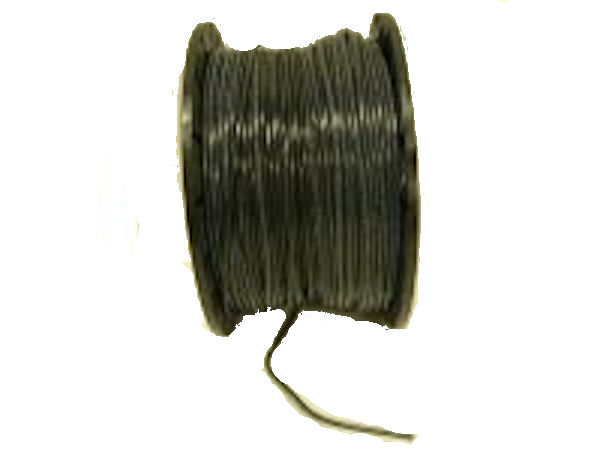 BLACK AWM FIXTURE WIRE