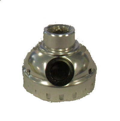 NICKEL-PLATED SIDE HOLE CAP