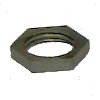 "11/16"" MILLED HEX NUT 1/4 IPS"
