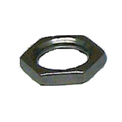 "11/16"" STEEL HEX NUT 1/4 IPS"