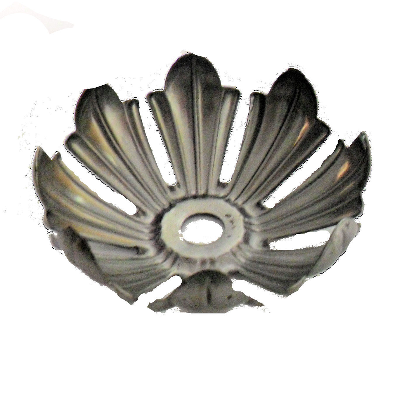 "2 5/8"" WIDE METAL LEAF"